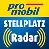 Stellplatz Radar Websuche